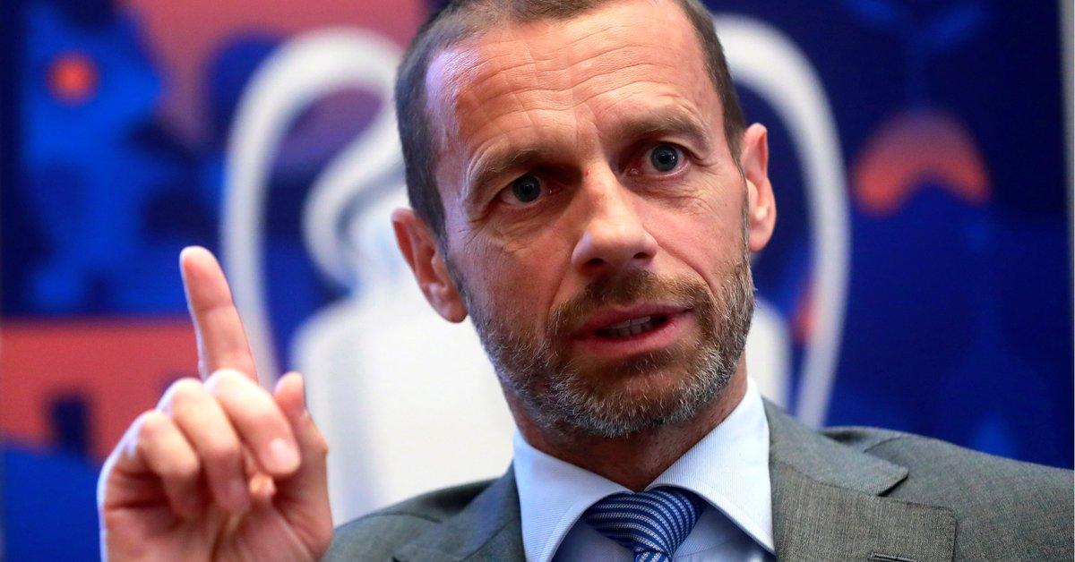 UEFA estimates loss of club revenue at €7.2 billion in 2019-21
