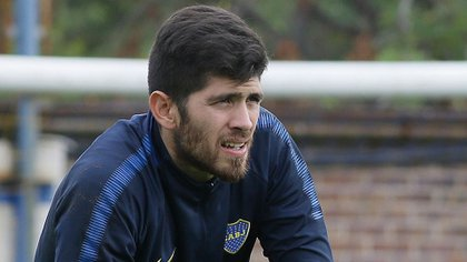 Agustín Rossi vuelve al club tras su préstamo en Lanús (Prensa Boca)