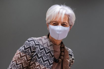 Christine Lagarde Photographer: Thierry Monasse/Pool/Bloomberg