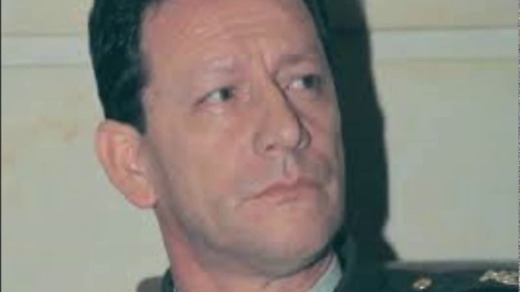 General Hugo Martínez Poveda, exjefe del Bloque de Búsqueda encargado de perseguir a Pablo Escobar.