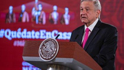 21/07/2020 El presidente de México, Andrés Manuel López Obrador POLITICA INTERNACIONAL -/El Universal via ZUMA Wire/dpa
