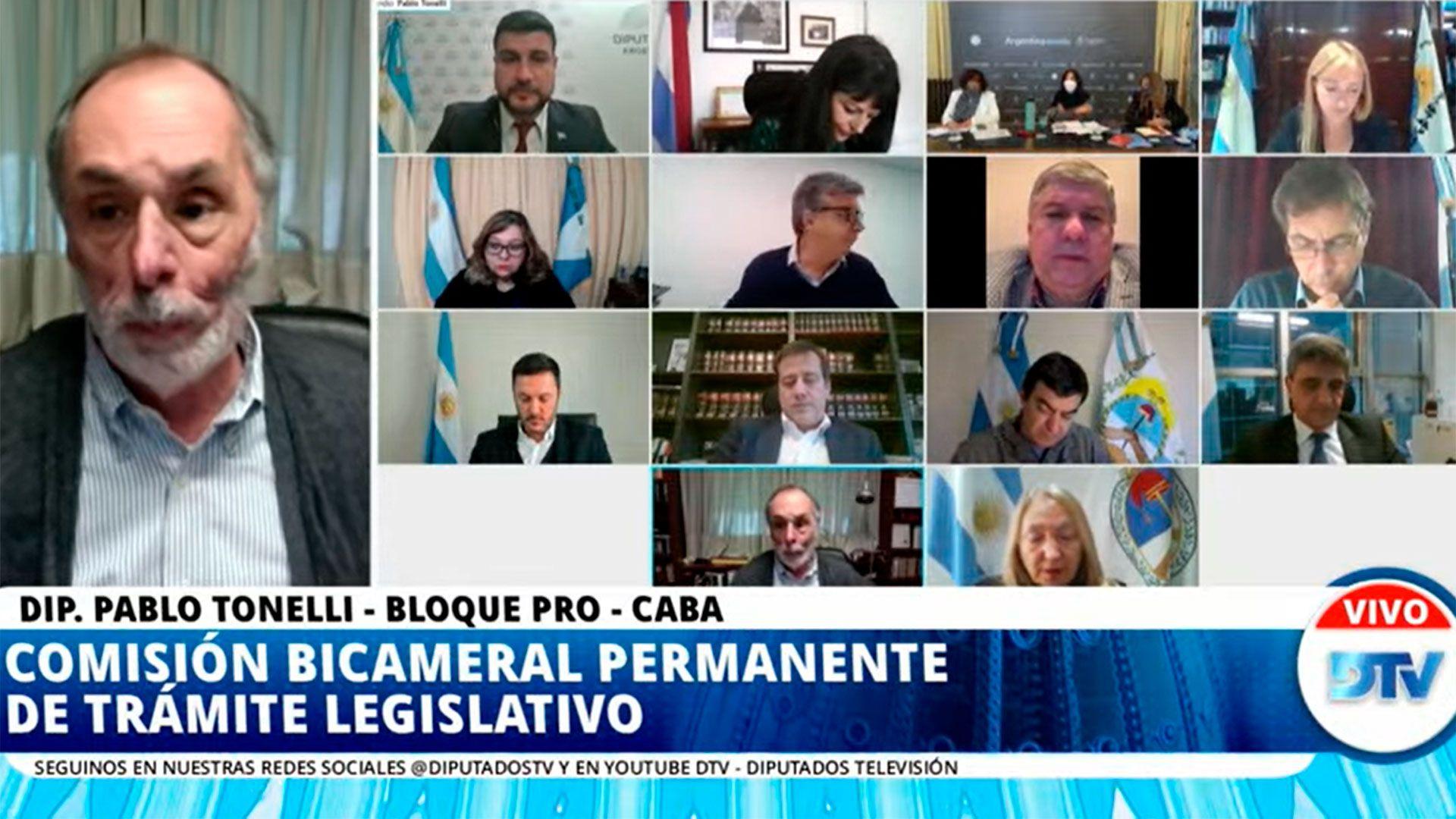 Decreto de Vacunas Cecilia Nicolini, Clara Vizzotti, Vilma Ibarra Pablo Tonelli  vilma ibarra