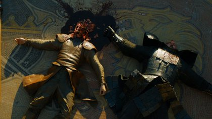 "Una de las muertes más sorprendentes de ""Game of Thrones"" (Foto: HBO)"