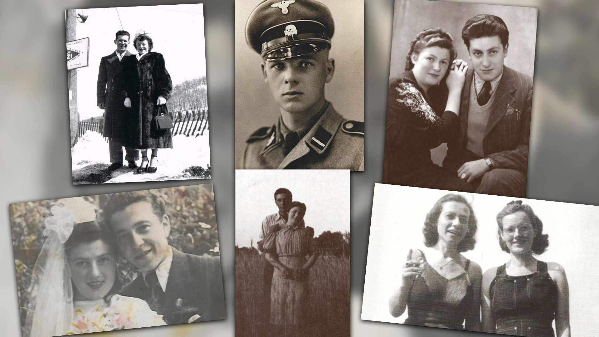 """Peliculas Porno De Nazis amor y horror nazi"""": 7 romances que nacieron durante el"""
