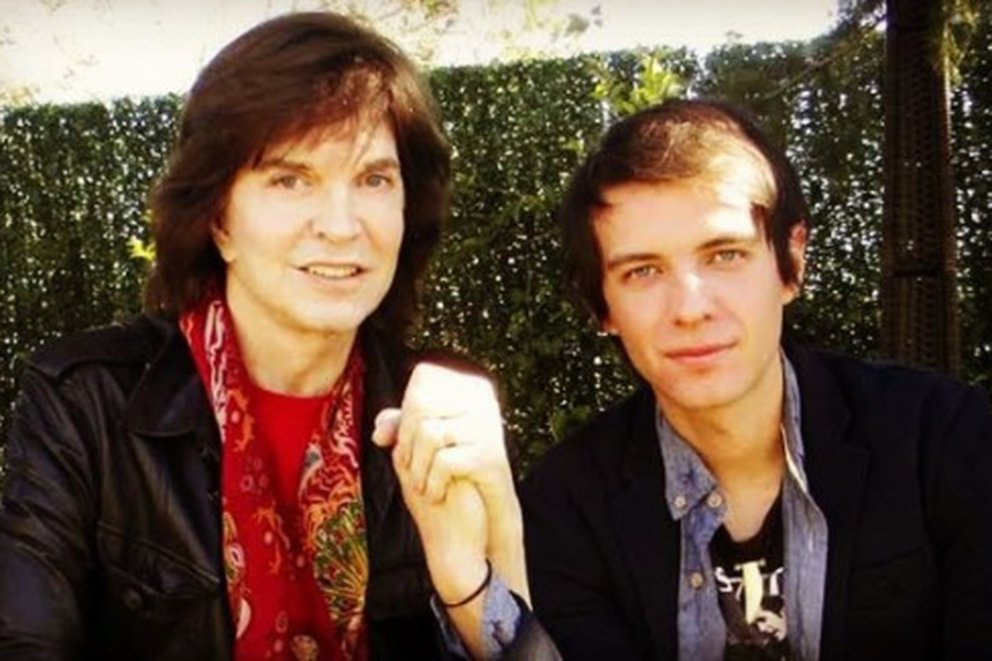 Camilo Blanes, the son of Camilo Sesto who lives prisoner between memory and controversy