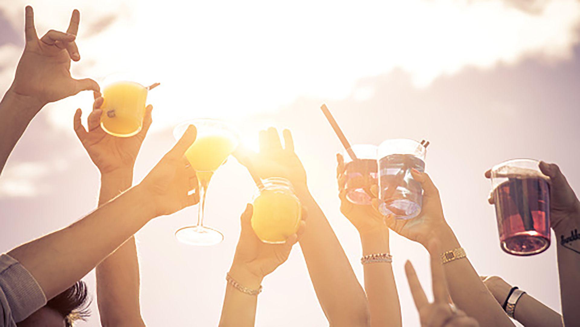 Además de la comida, en la décima edición de la feria Masticar se destacan los sabores más refrescantes de las nuevas bebidas y tragos de moda