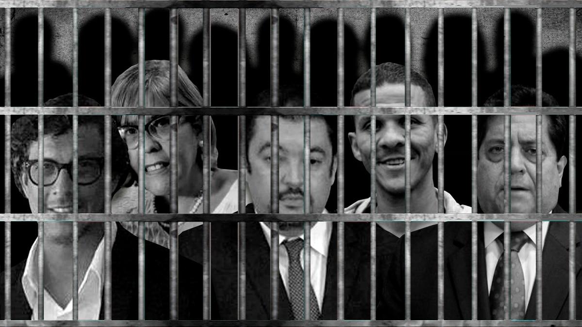 """Los rehenes de la dictadura chavista: estos son los presos políticos con los que Nicolás Maduro pretende """"quebrar la voluntad"""" de Juan Guaidó"""