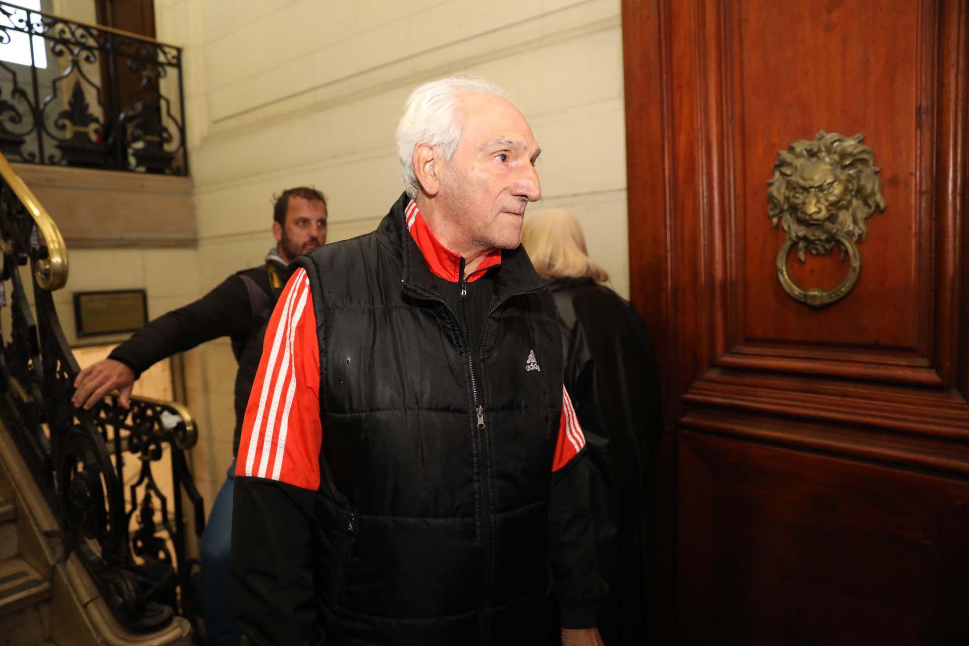"""Juan Carlos """"El Flaco"""" García (Foto: Teleshow/Chule Valerga)"""