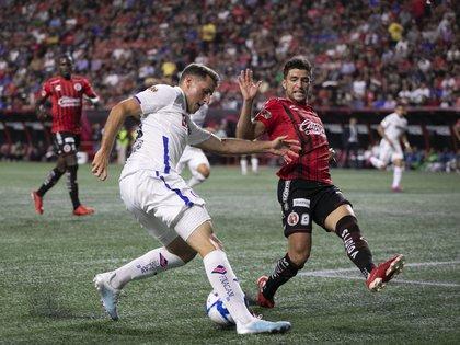 Rivero llegó a México en 2018 con los Xolos de Tijuana (Foto: Omar Martínez/ Cuartoscuro)