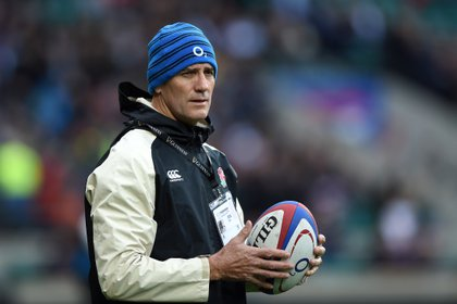 John Mitchell, entrenador de la defensa de Inglaterra, dijo que los All Blacks espiaron uno de sus entrenamientos (Shutterstock)