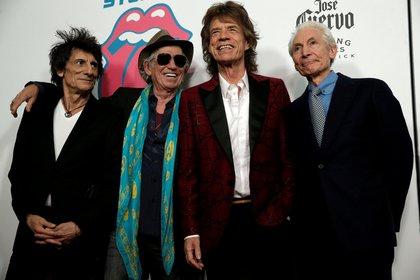 Los Rolling Stones (es famoso un puñetazo que le propinó el siempre correcto Charlie Watt a Mick Jagger y las invectivas de Keith Richards hacia éste), los Who y otras bandas legendarias también han sufrido divisiones y reyertas (REUTERS)