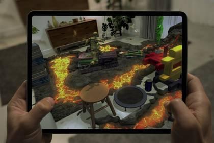 El nuevo iPad Pro integra cámaras con sensores LiDAR.