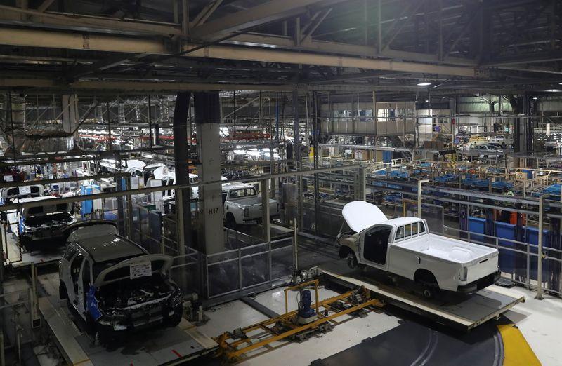La industria fue el tercer sector que más actividad perdió en los últimos tres años. REUTERS/Agustin Marcarian