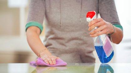 Las tareas hogareñas pueden suprimir más de 200 calorías (iStock)