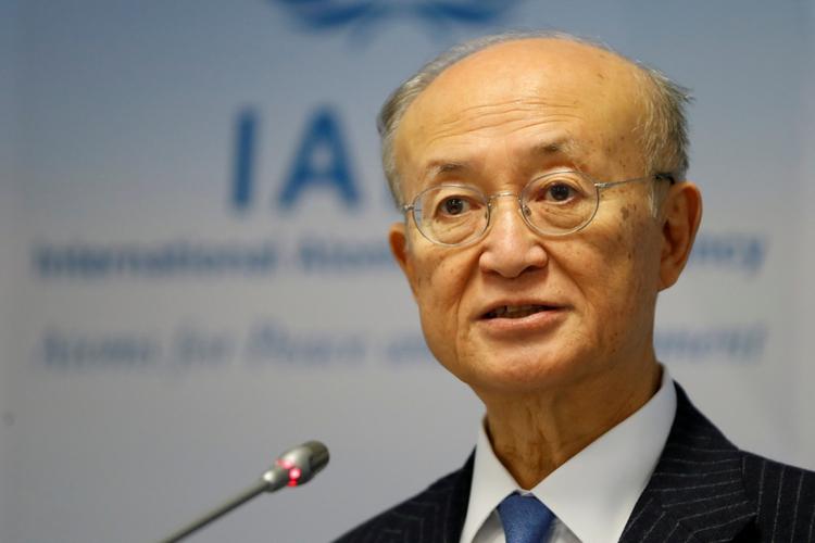 Yukiya Amano fue director de la agencia hasta su muerte. (Reuters/Leonhard Foeger)