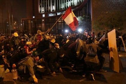Sagasti asume el cargo de presidente en una de las peores crisis políticas en la historia de Perú (REUTERS/Sebastian Castaneda)