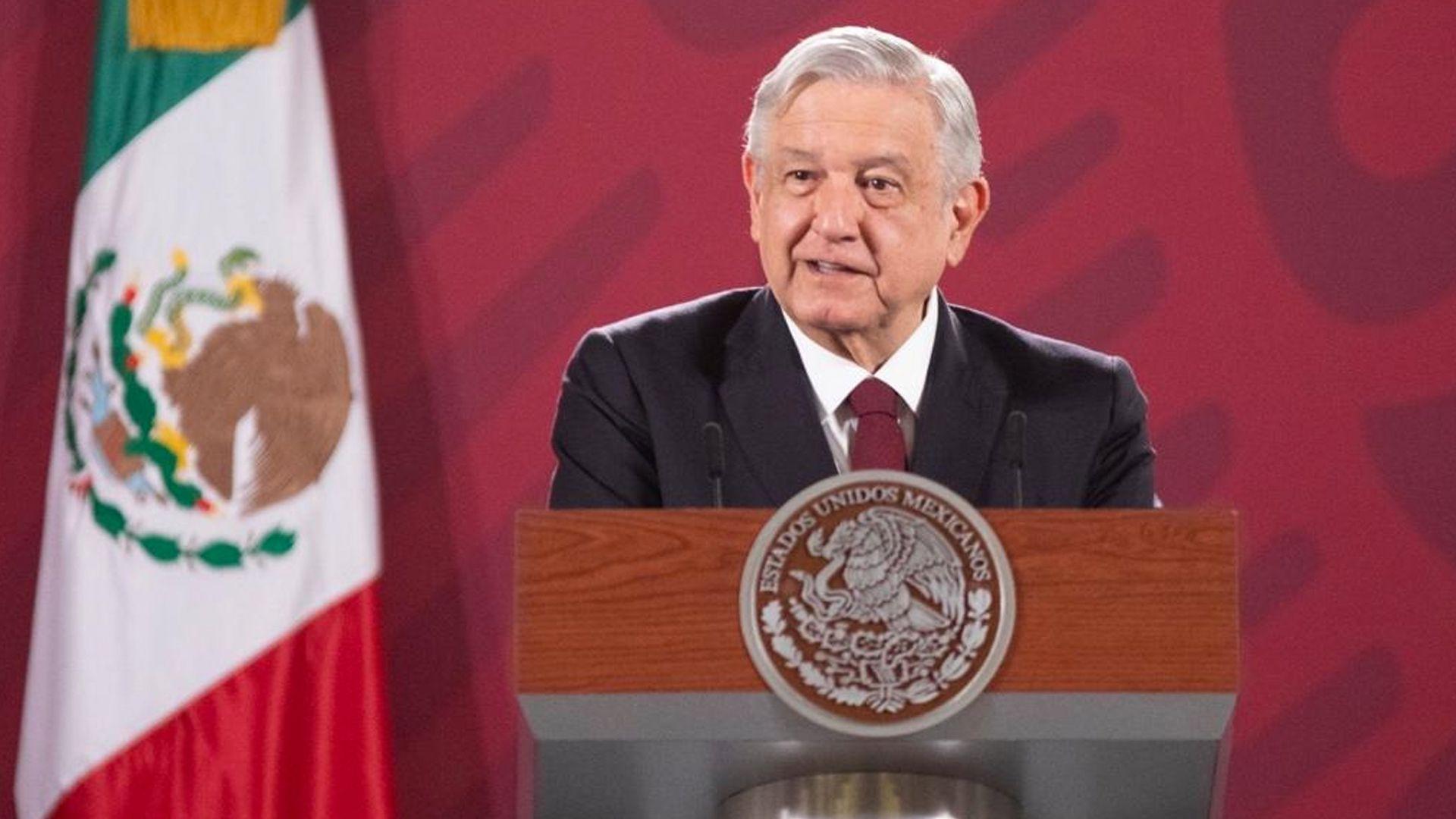 AMLO - ANDRES MANUEL - LOPEZ OBRADOR - MEXICO - CONFERENCIA - PRESIDENCIA - 31072020 - UNOPS