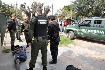 Los vecinos de los barrios más populares solicitan que Gendarmería Nacional patrulle las calles. Su imagen positiva es más alta que la Policía Bonaerense.