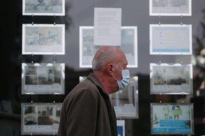 Entre quienes no pudieron pagar el alquiler de su vivienda casi un 8% rescindió el contrato (REUTERS/Susana Vera)