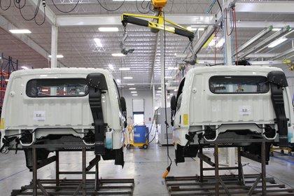 La industria automotriz representa la principal fuente de exportaciones de México a EEUU (Foto: Cuartoscuro)