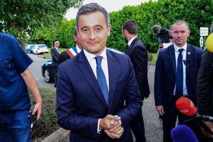 El nuevo ministro del Interior, Gerald Darmanin (Reuters)