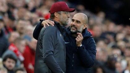 Liverpool debió indemnizar al Manchester City tras espiar sus bases de datos (REUTERS)