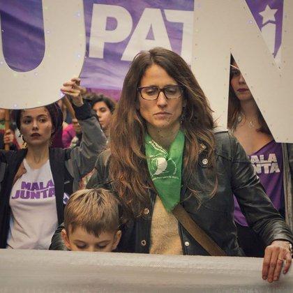 La Ministra de las Mujeres, Géneros y Diversidad reafirmó que la aprobación del aborto legal es una prioridad.