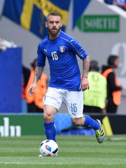 De Rossi fue campeón mundial con Italia en Alemania 2006 (FotoThe World Of Sports Sc/Shutterstock)