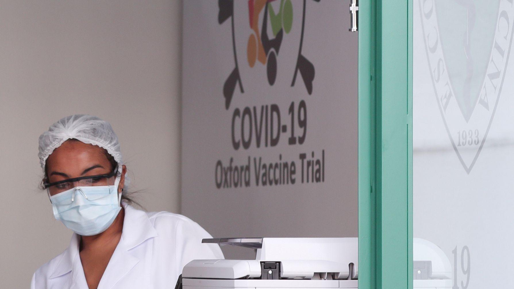 Vacuna covid 19 Oxford