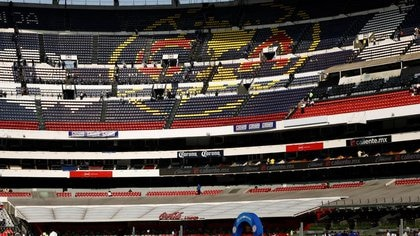 Cómo será el protocolo de seguridad en el Estadio Azteca para el América vs Pachuca