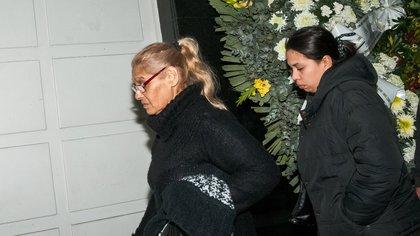 Elsa, hermana de Diego Maradona (Infobae)