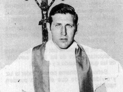 Carlos Mugica fue asesinado el 11 de mayo de 1974