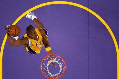 Kobe entendió a la perfección el concepto de show (REUTERS/Lucy Nicholson/File Photo)