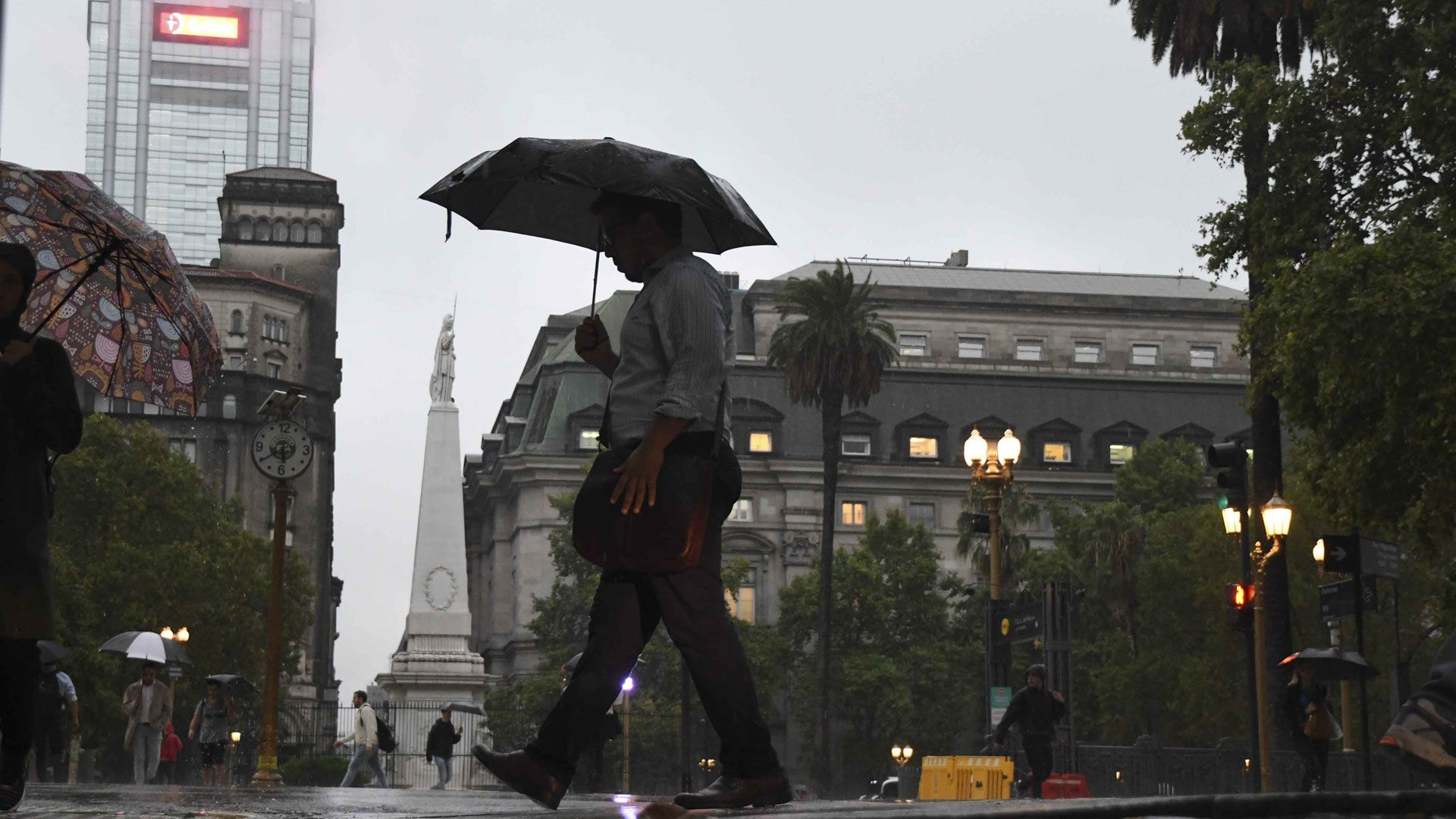 """""""Calcular cuántos días pueden estar presentes en las ciudades es un poco complicado"""", enfatizó Inti Bonomo"""