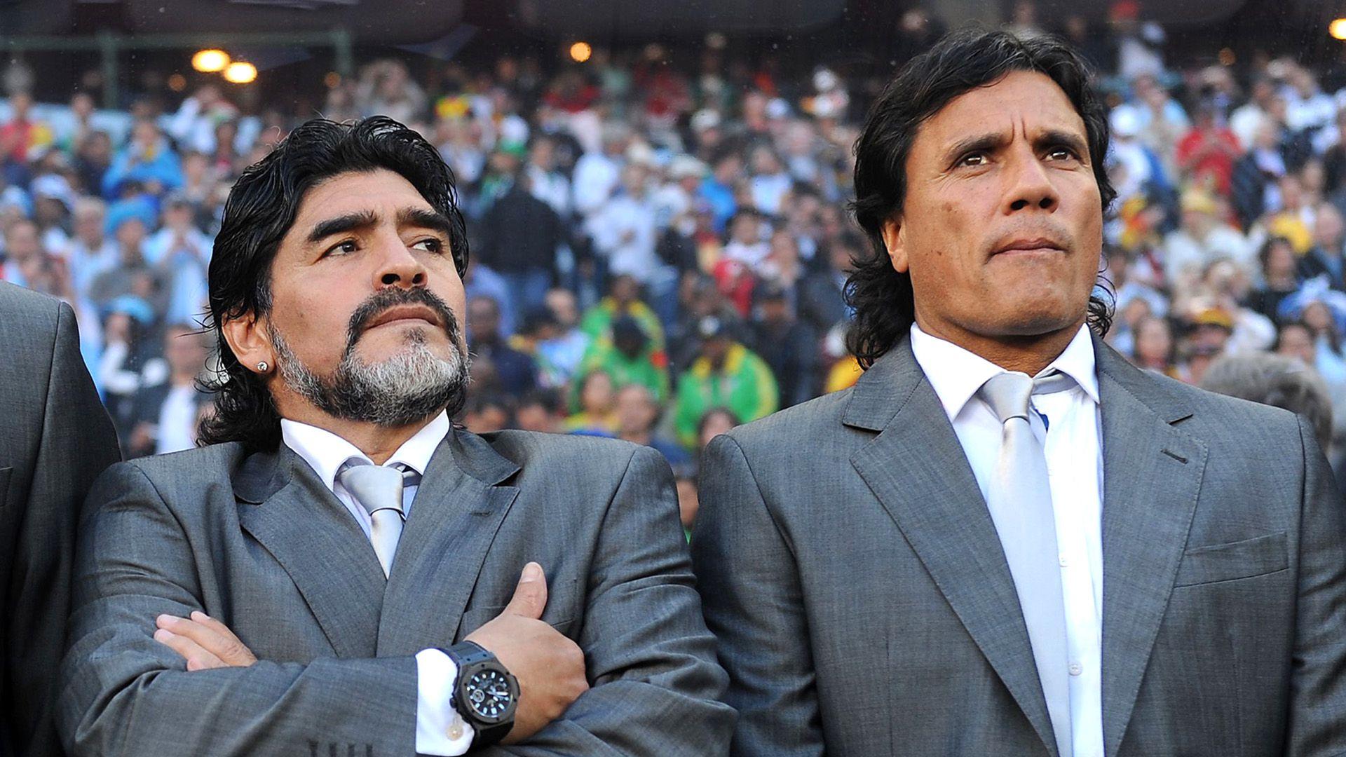 """El Negro Enrique apuntó contra el entorno de Maradona: """"La gente que hizo eso me da pena"""" Foto Shutterstock"""