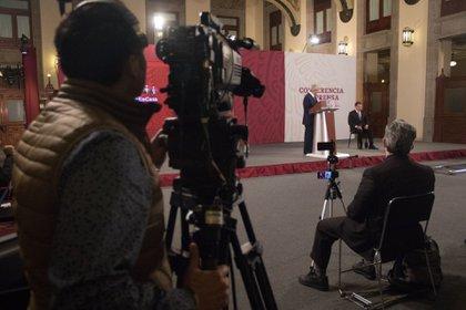 López Obrador ha marcado la agenda política del país y su gestión de Gobierno, en cada conferencia muestra su liderazgo, pero también sus contradicciones. (FOTO: VICTORIA VALTIERRA/CUARTOSCURO)