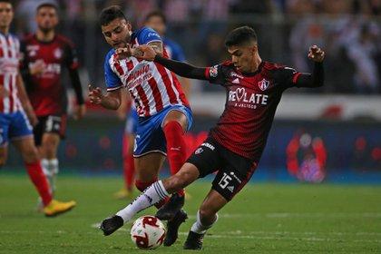 El Atlas no vence al Guadalajara desde el Clausura 2018. Son cinco juegos consecutivos con derrota (Foto: Fernando Carranza/ Cuartoscuro)