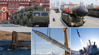 Estados Unidos quiere retirarse del Tratado que limita las armas nucleares de alcance medio