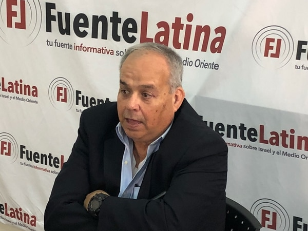 Yosef Livne, ex embajador Israelí en México y El Salvador