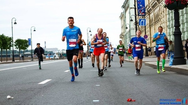La White Nights International Marathon es el tradicional circuito de San Petersburgo.