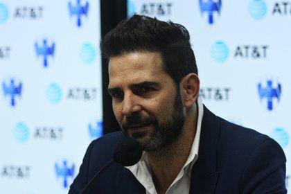Duilio Davino, presidente de Monterrey, comentó que le preocupaba la comunicación que tuvo el Inter con Pizarro. Lo cual derivó en una demanda (Foto: Twitter @dlptlv)