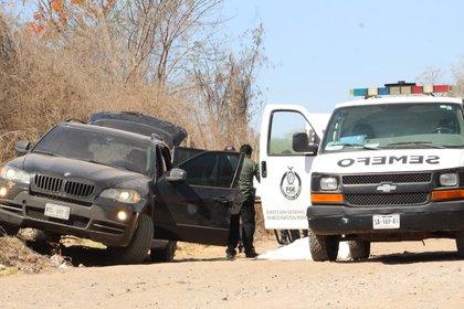 Ada Jimena Arechiga Gamboa fue ejecutada junto a dos personas en un camino de terracería en Culiacán (Foto: Internet)