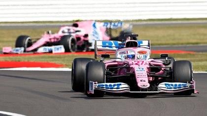 Corrió dos carreras para Racing Point este año (Foto: Reuters)