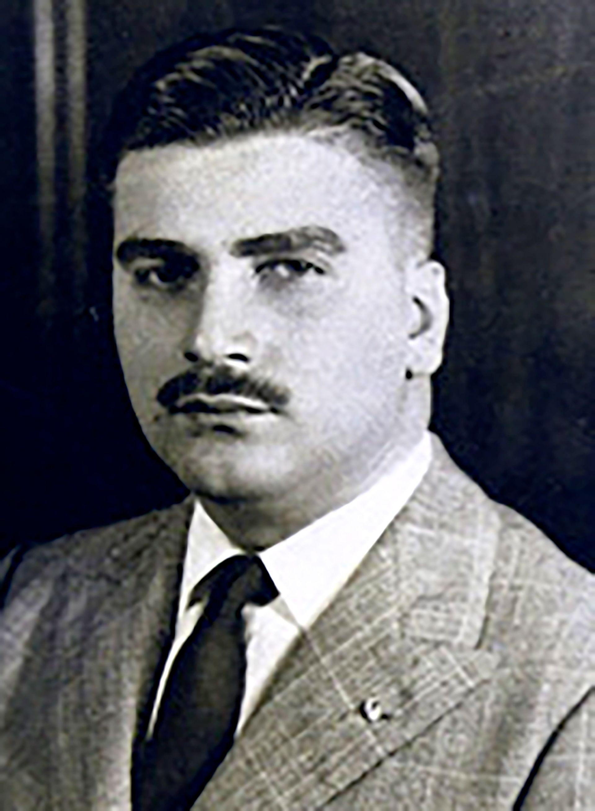 """Antonio Cafiero fue """"el arquitecto"""" del pan negro peronista (Gentileza del Instituto Nacional Juan Domingo Perón)"""