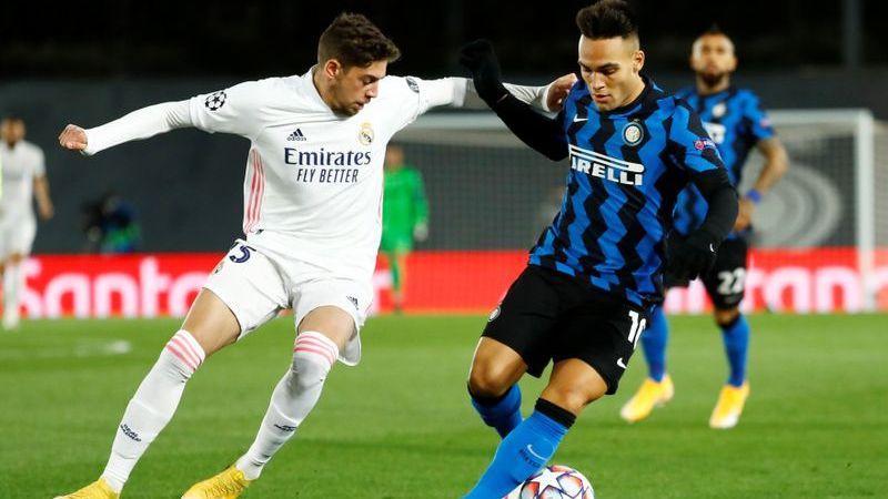 Inter y Real Madrid vuelven a encontrarse en la fase de grupos de la UEFA Champions League (Foto: REUTERS)