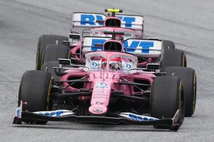 Renault pidió investigar los frenos de los Racing Point tras la segunda carrera (Foto: Reuters)