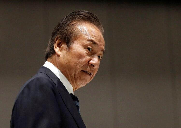 Haruyuki Takahashi reconoció que hizo regalos a miembros del Comité Olímpico Internacional y que obtuvo dinero por su trabajo (REUTERS)