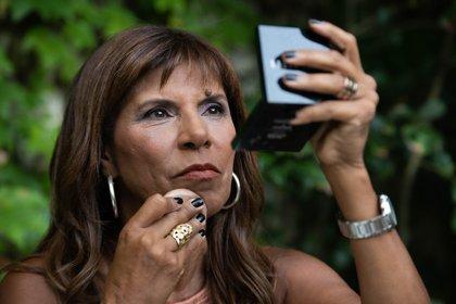 """En la actualidad, Anamá participa del programa """"Tarde pero temprano"""" como panelista, por la pantalla de Net.TV. Además, continúa al frente de sus escuelas de modelos"""