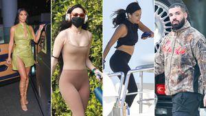 Rumer Willis entrenó en West Hollywood y Eva Longoria lo hizo sobre un yate en Miami: celebrities en un click