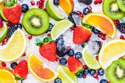 Las frutas son un alimento ideal como postre  (Foto: Shutterstock/Leonori)